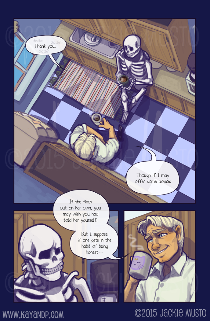 Kay and P: Issue 17, Page 29