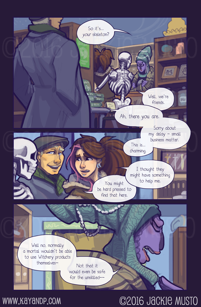 Kay and P: Issue 18, Page 10