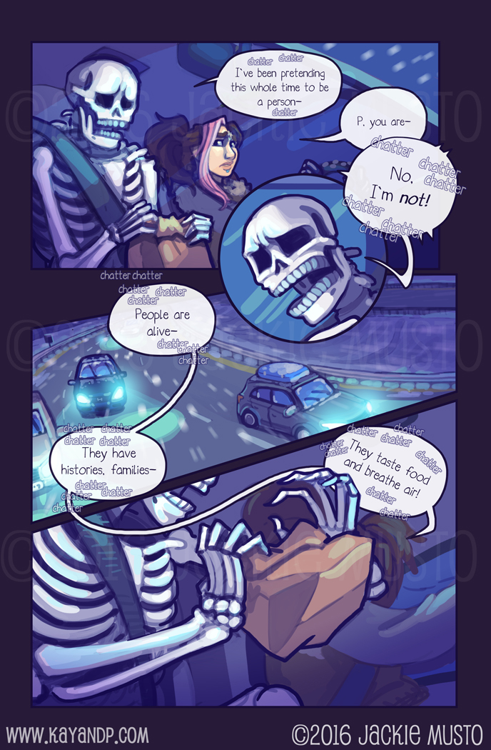 Kay and P: Issue 18, Page 24