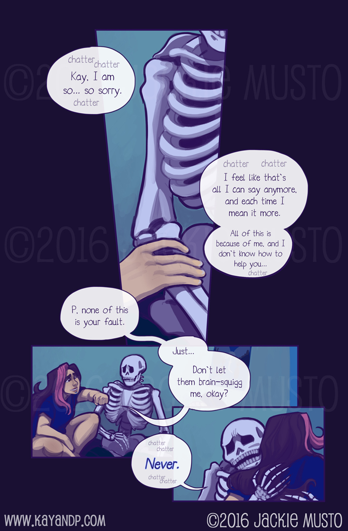 Kay and P: Issue 19, Page 17