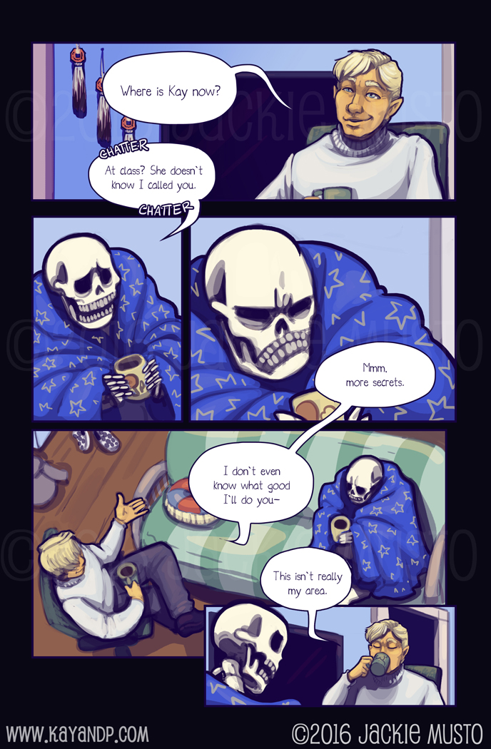 Kay and P, Issue 20: Page 11