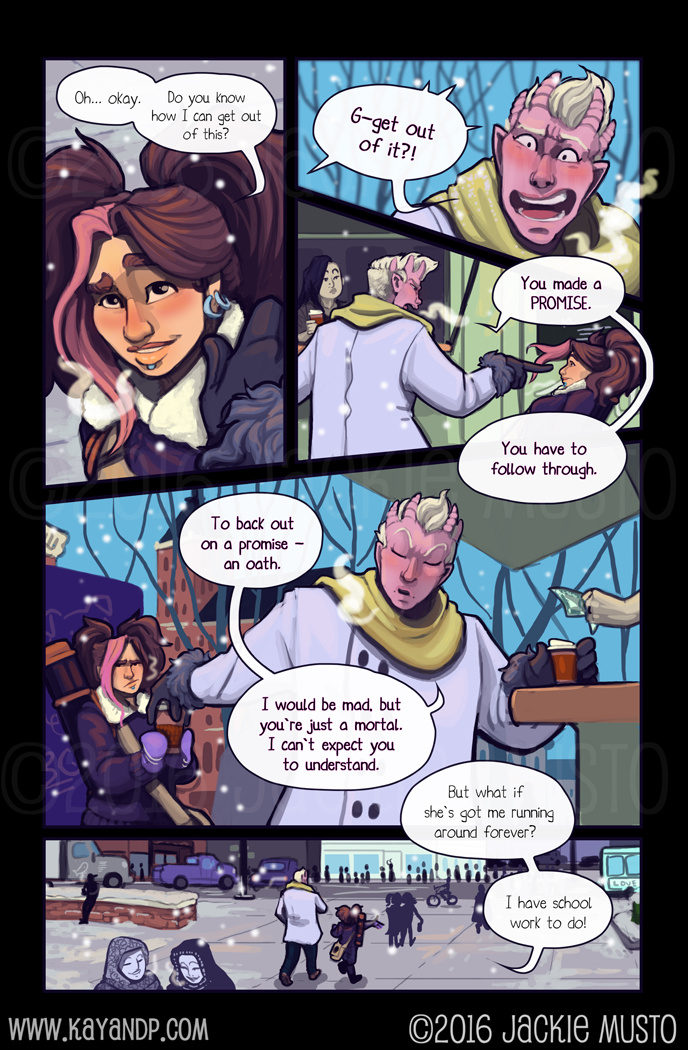 Kay and P, Issue 20: Page 14