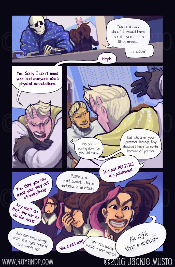 Kay and P, Issue 20: Page 21