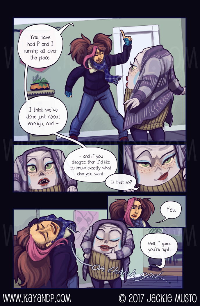 Kay and P, Issue 20: Page 26