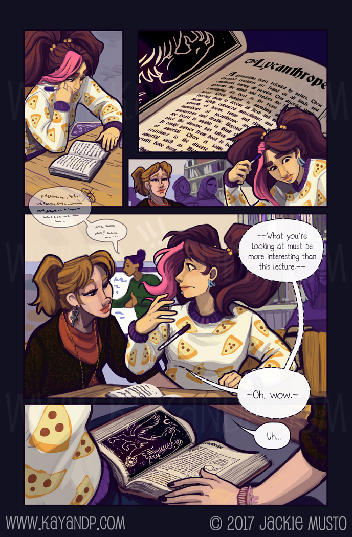 Kay and P, Issue 21: Page 02