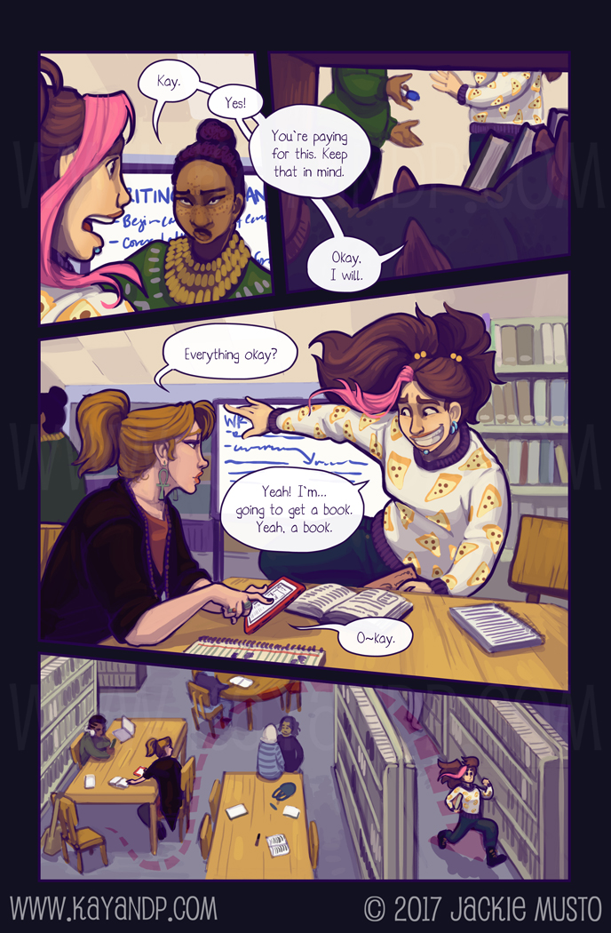Kay and P, Issue 21: Page 06