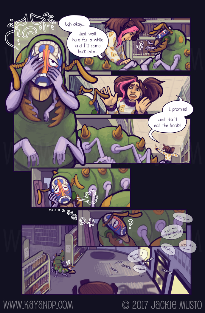 Kay and P, Issue 21: Page 10