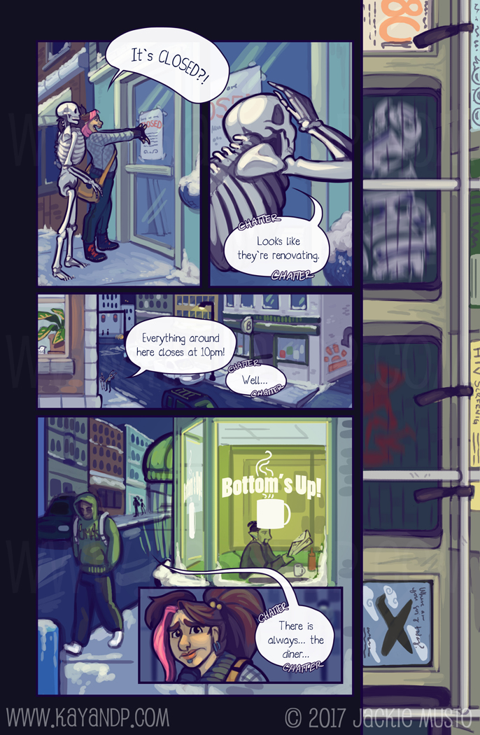 Kay and P, Issue 21: Page 15