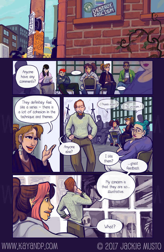 Kay and P, Issue 22: Page 17