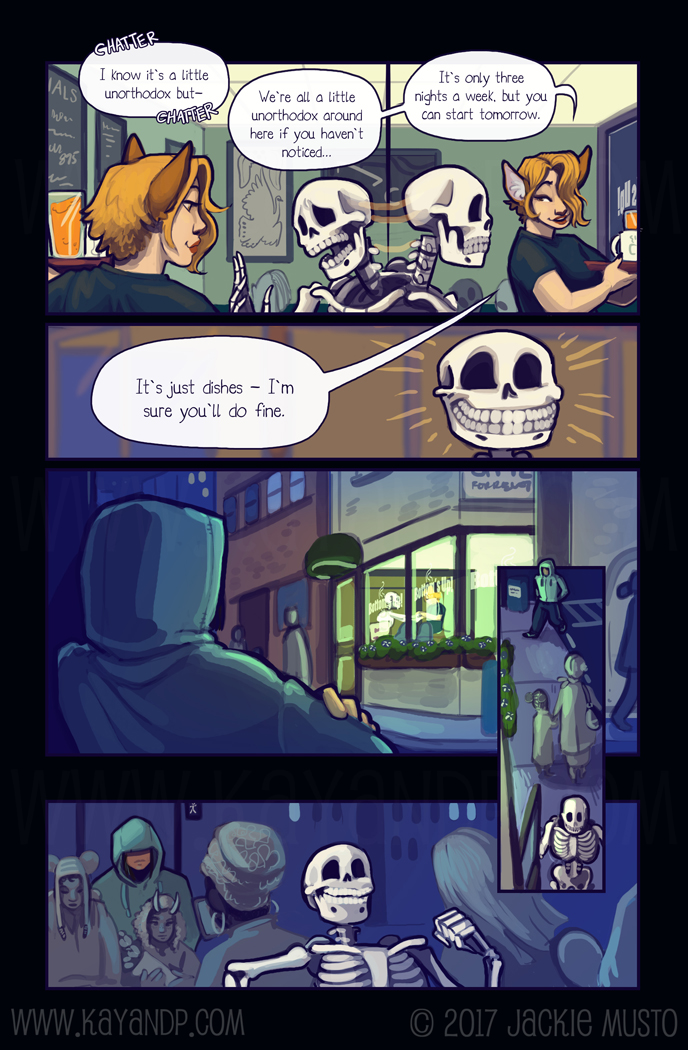 Kay and P, Issue 22: Page 30