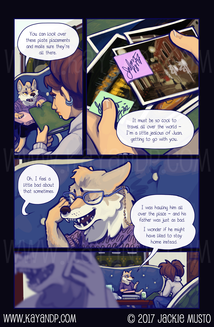 Kay and P, Issue 22: Page 25