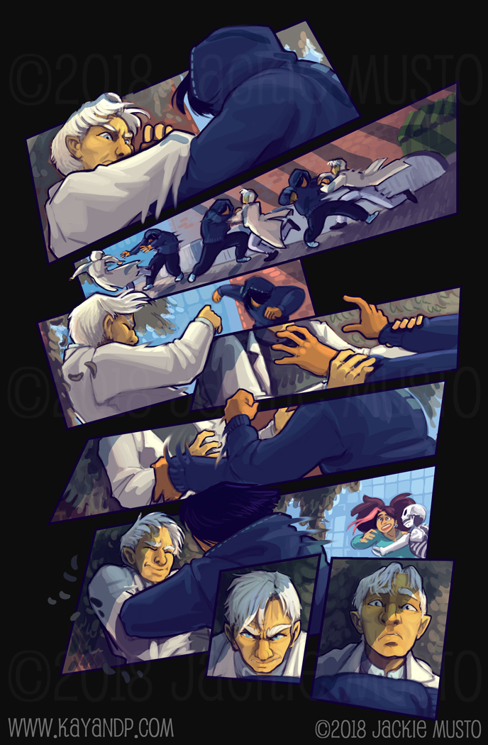 Kay and P, Issue 23 - Page 31