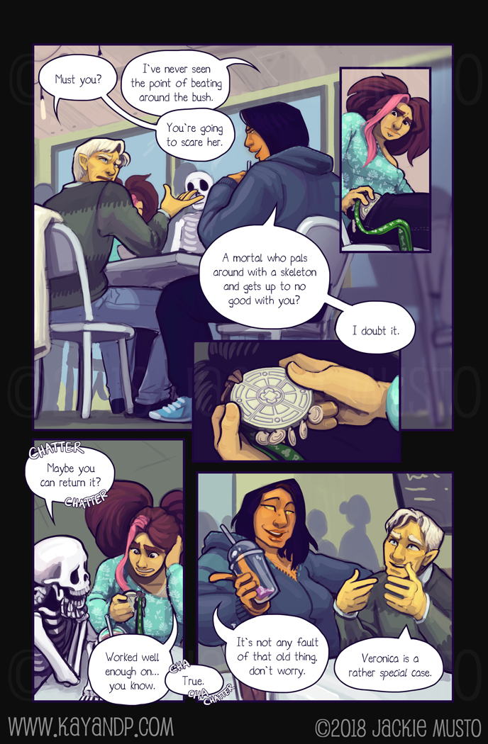 Kay and P, Issue 24 - Page 06