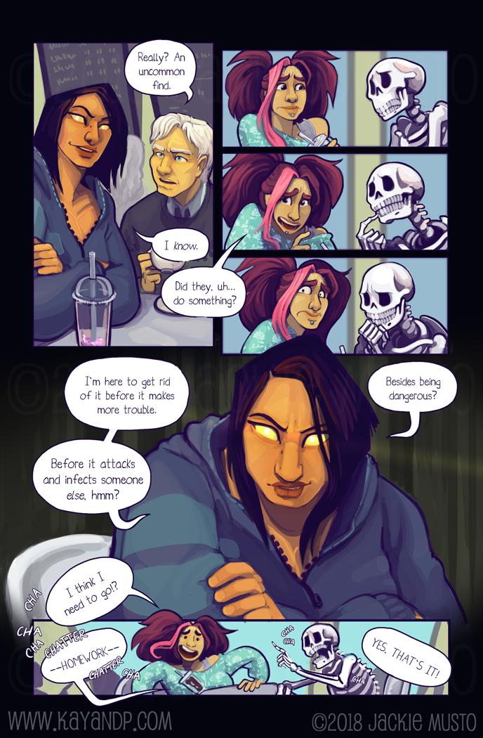 Kay and P, Issue 24 - Page 09