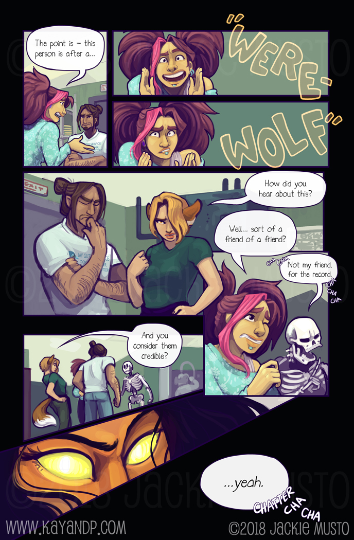 Kay and P, Issue 24 - Page 16