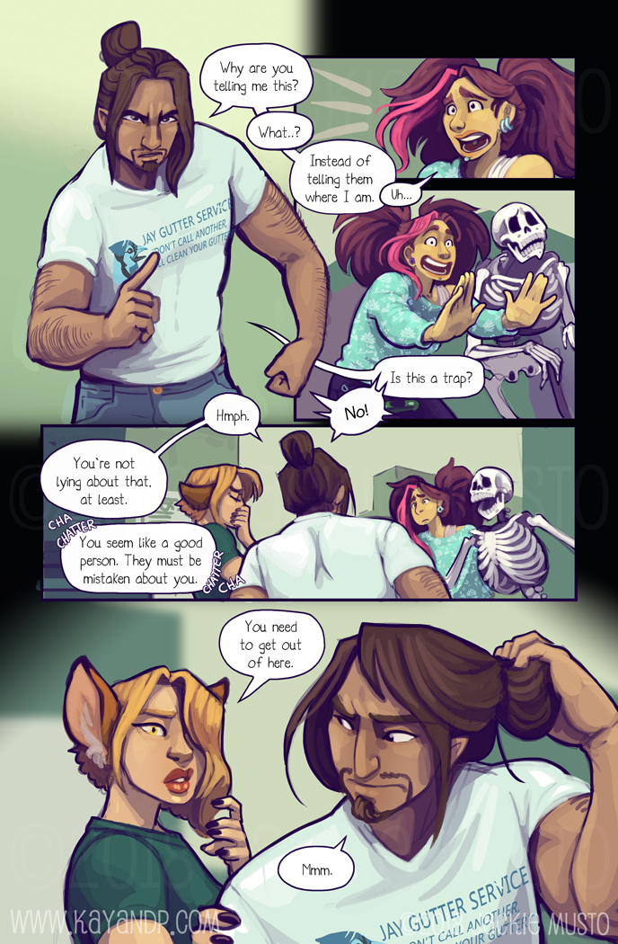 Kay and P, Issue 24 - Page 17