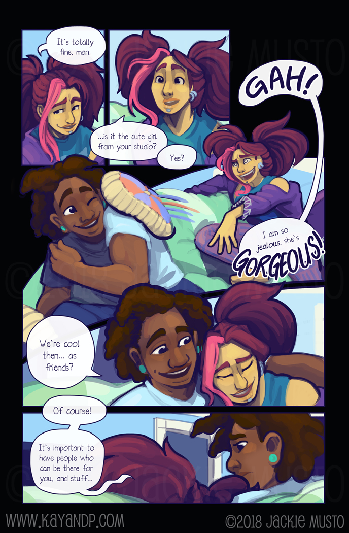 Kay and P, Issue 24 - Page 23