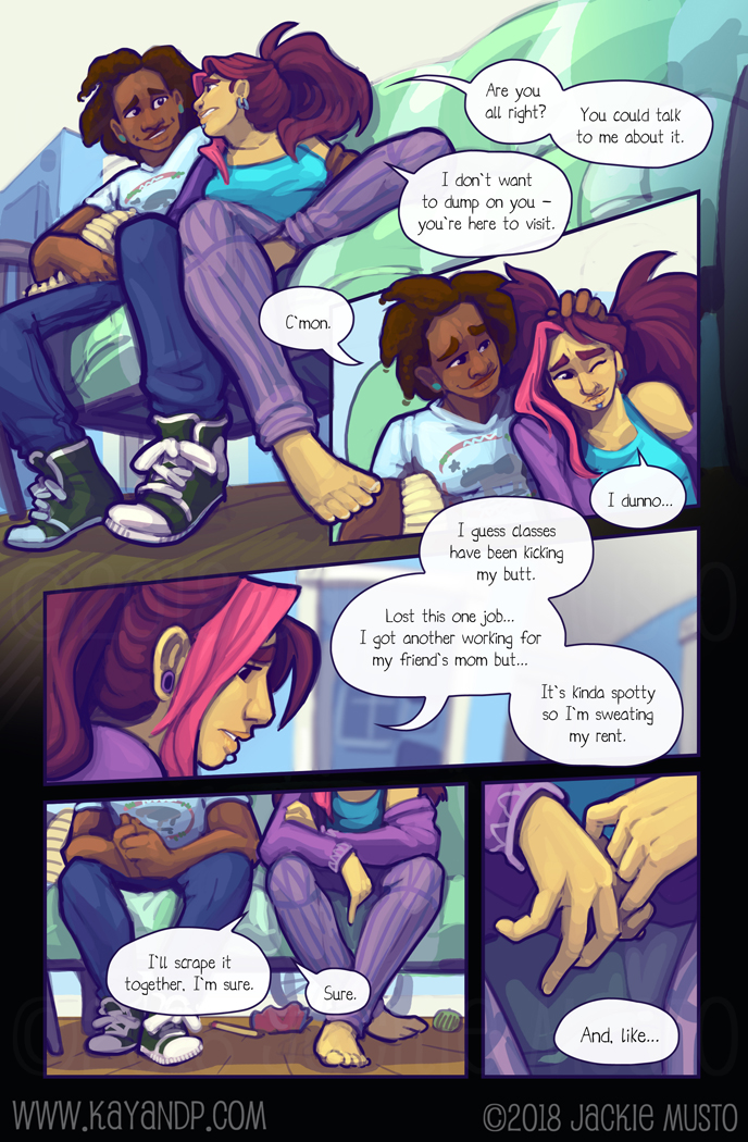 Kay and P, Issue 24 - Page 24