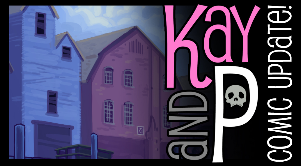 Kay and P, Issue 24 - Page 31