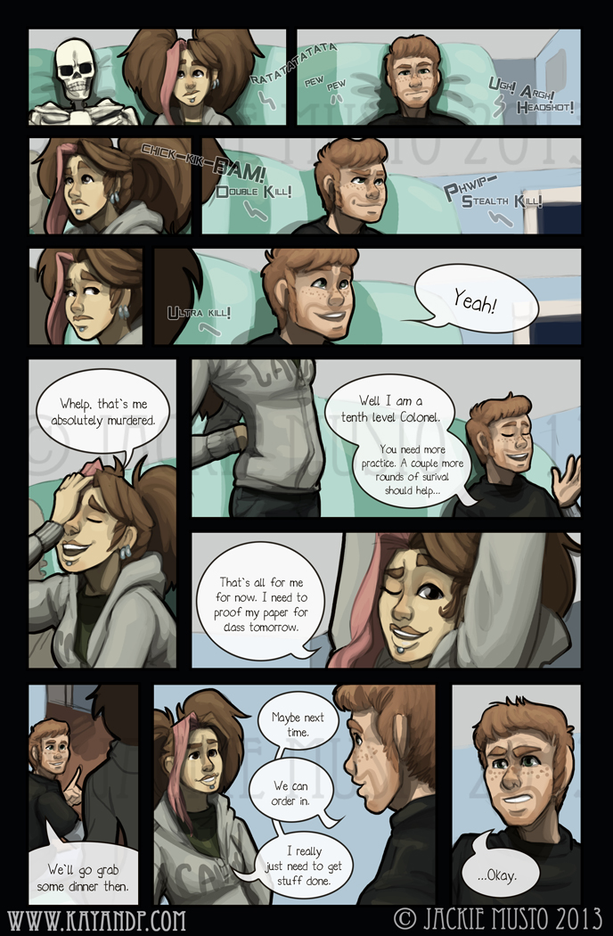 Kay and P Issue 09 - Page 6