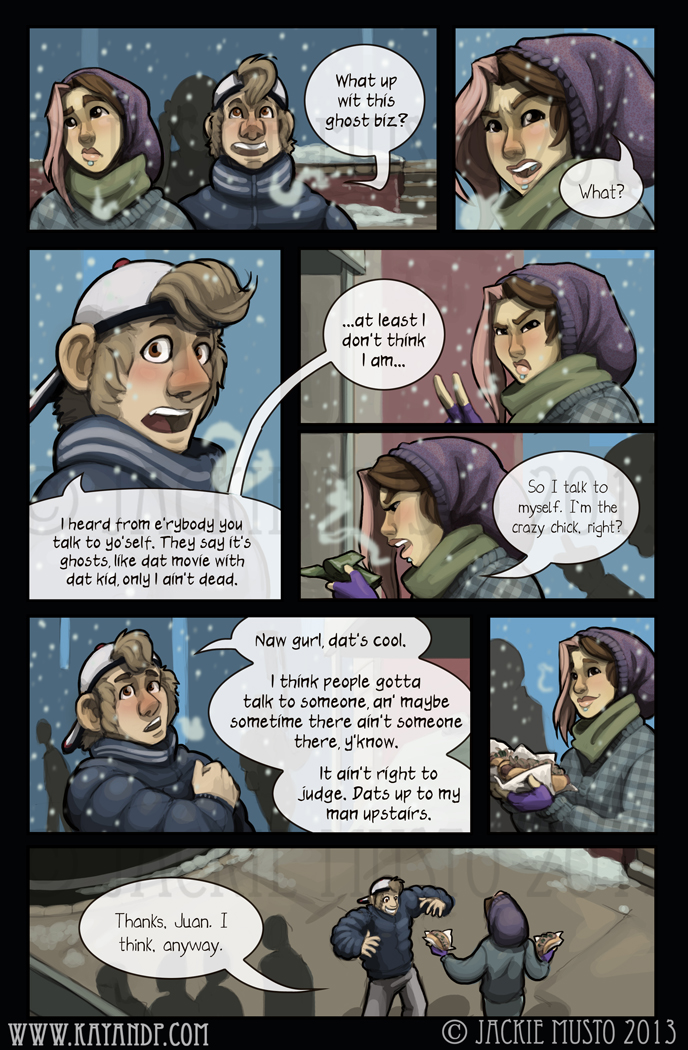 Kay and P Issue 09 - Page 13