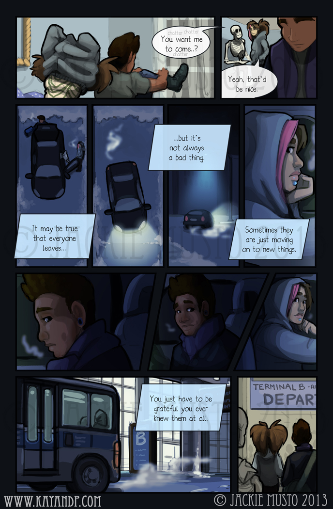 Kay and P Issue 09 - Page 16