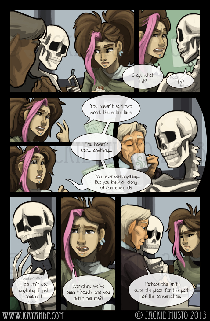 Kay and P Issue 10 - Page 14