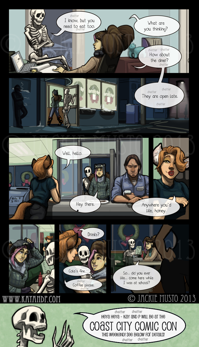 Kay and P Issue 11 - Page 13