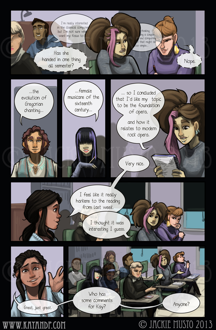 Kay and P Issue 11 - Page 08
