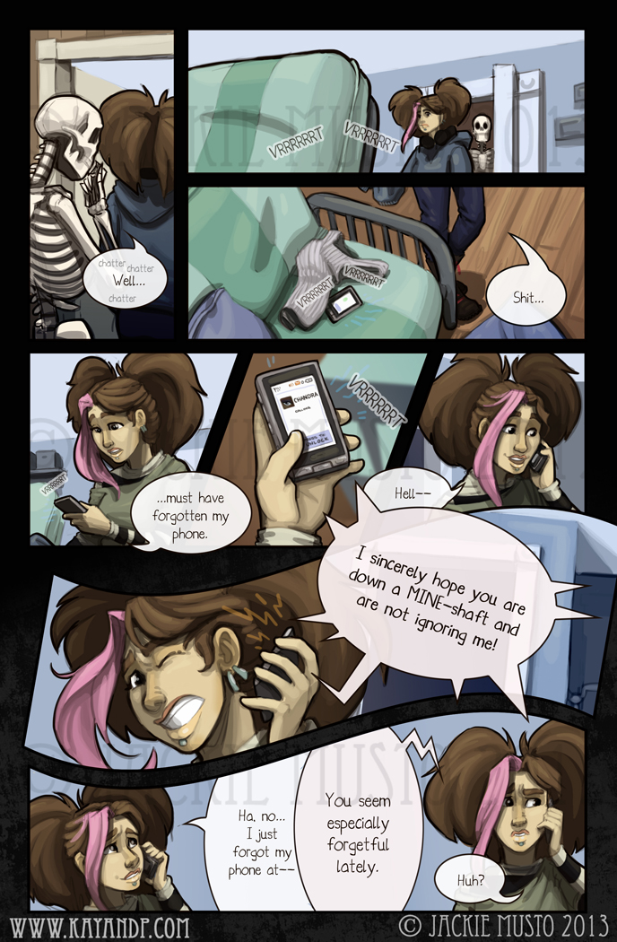 Kay and P Issue 10 - Page 20