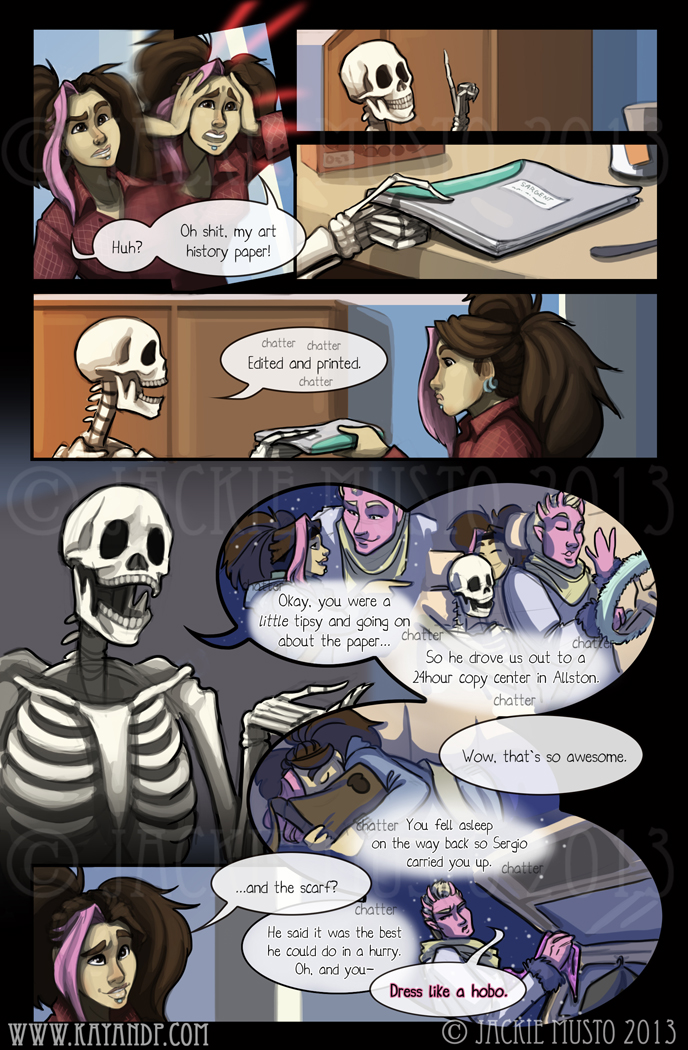 Kay and P Issue 11 - Page 23