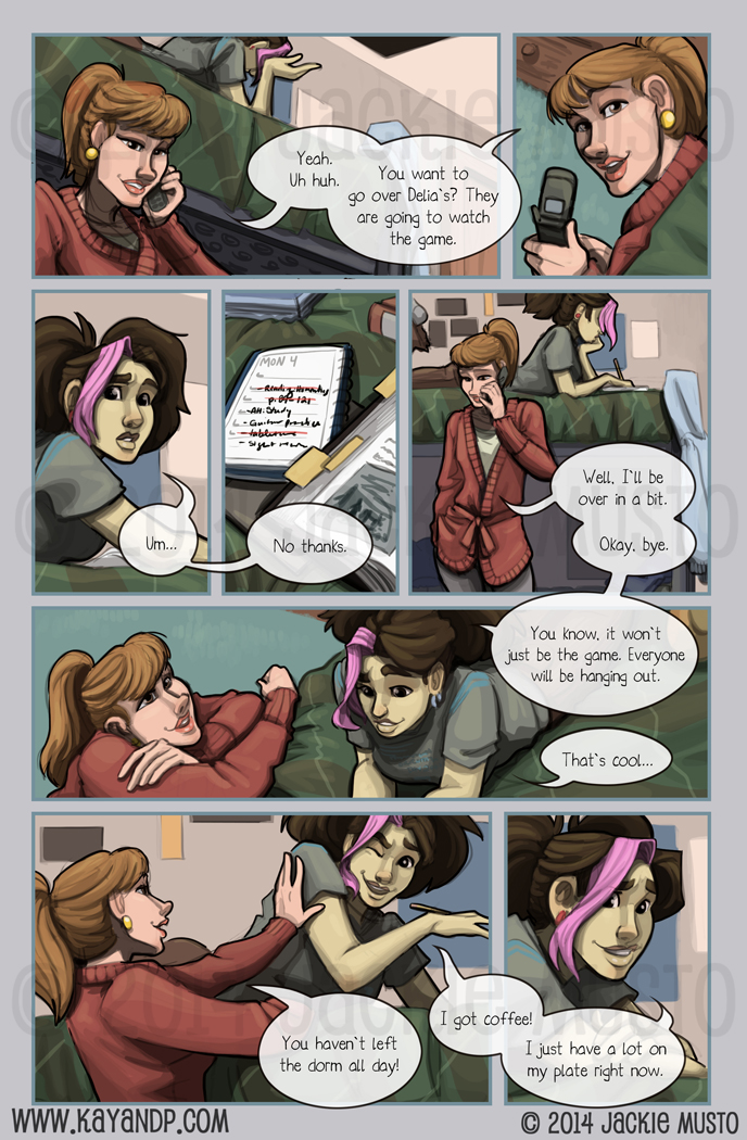 Kay and P Issue 12 - Page 03
