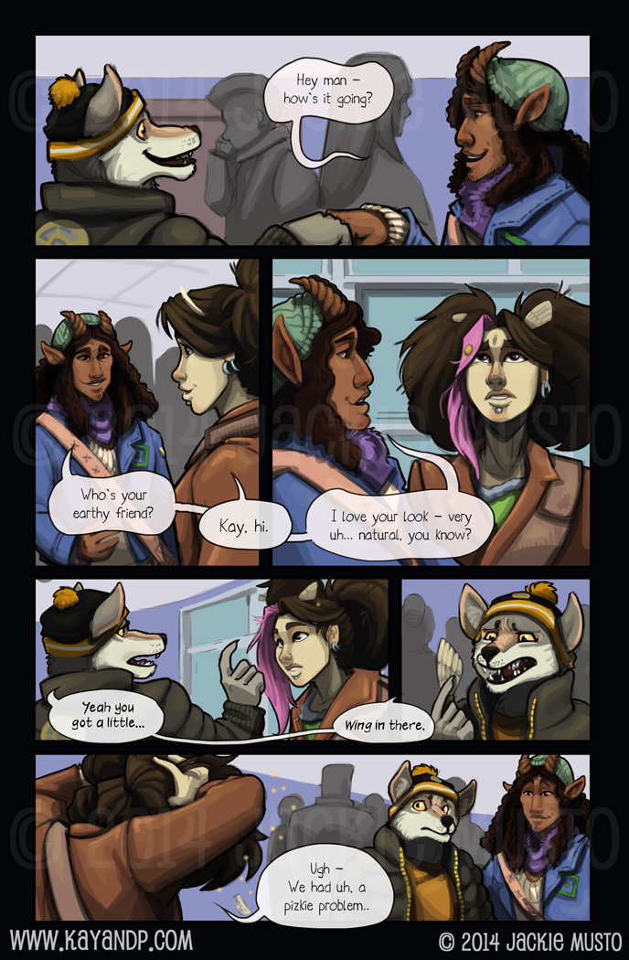 Kay and P Issue 12 - Page 19