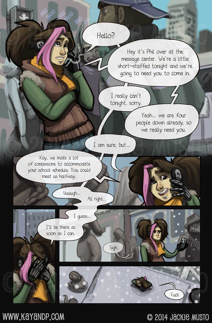 Kay and P Issue 13 - Page 12