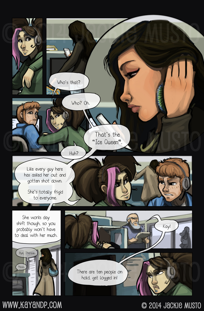 Kay and P Issue 13 - Page 14