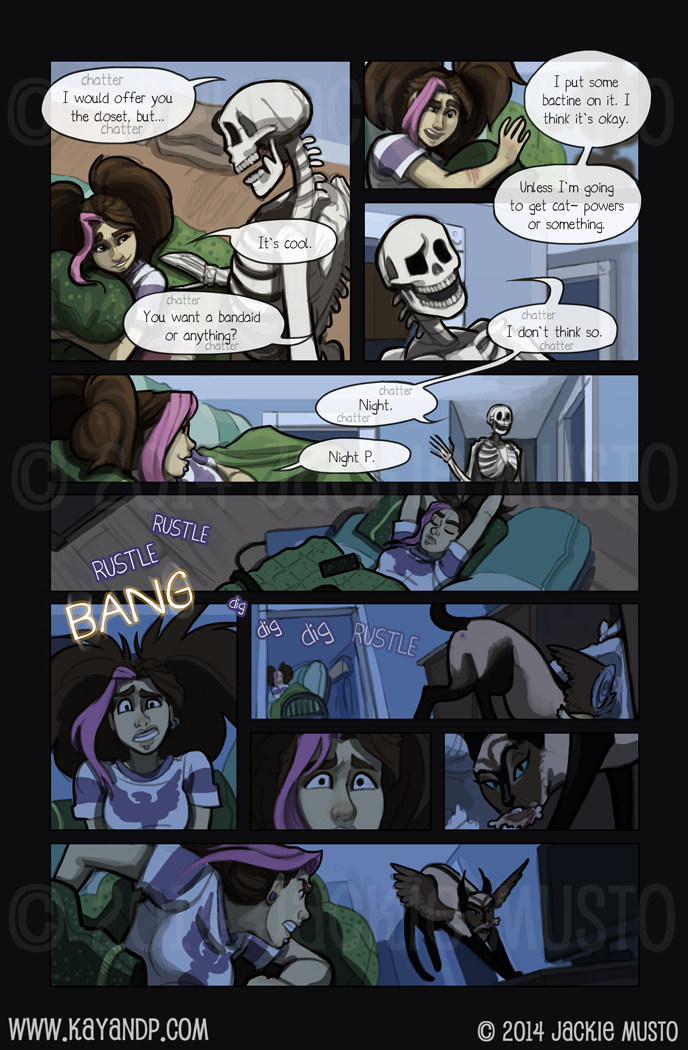 Kay and P Issue 13 - Page 17