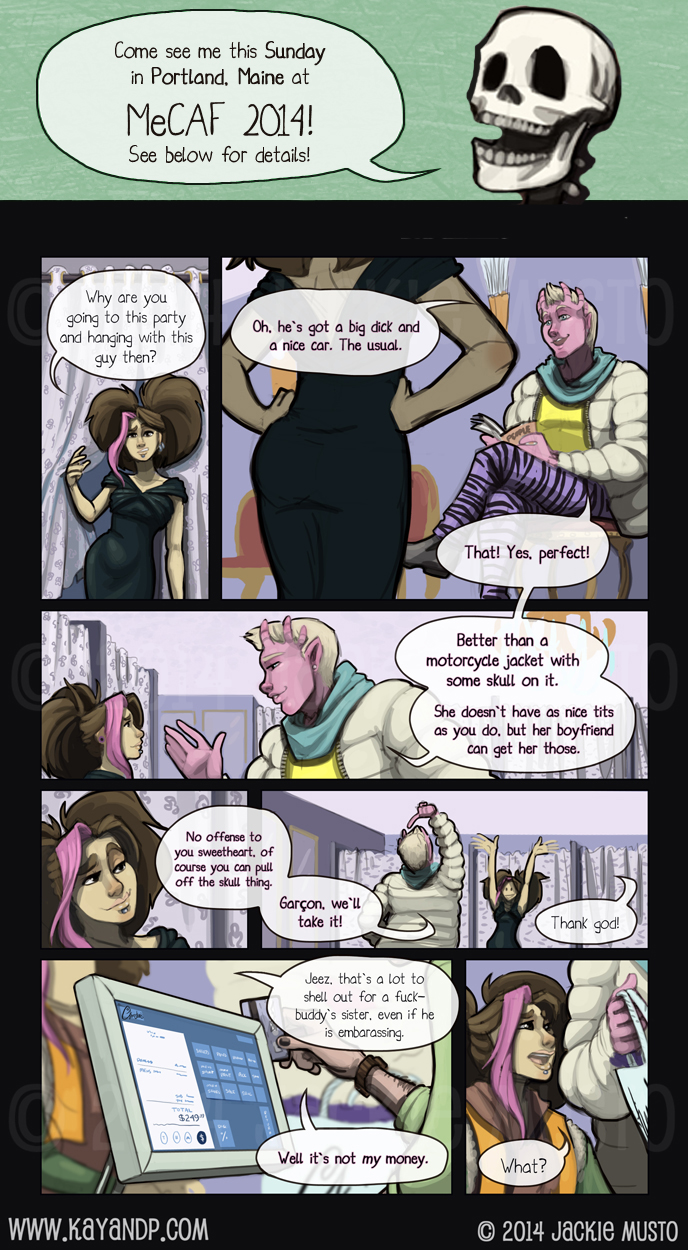 Kay and P Issue 13 - Page 10