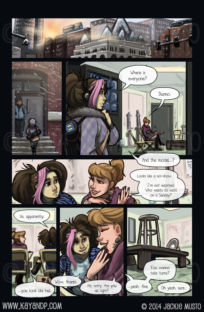 Kay and P Issue 13 - Page 21