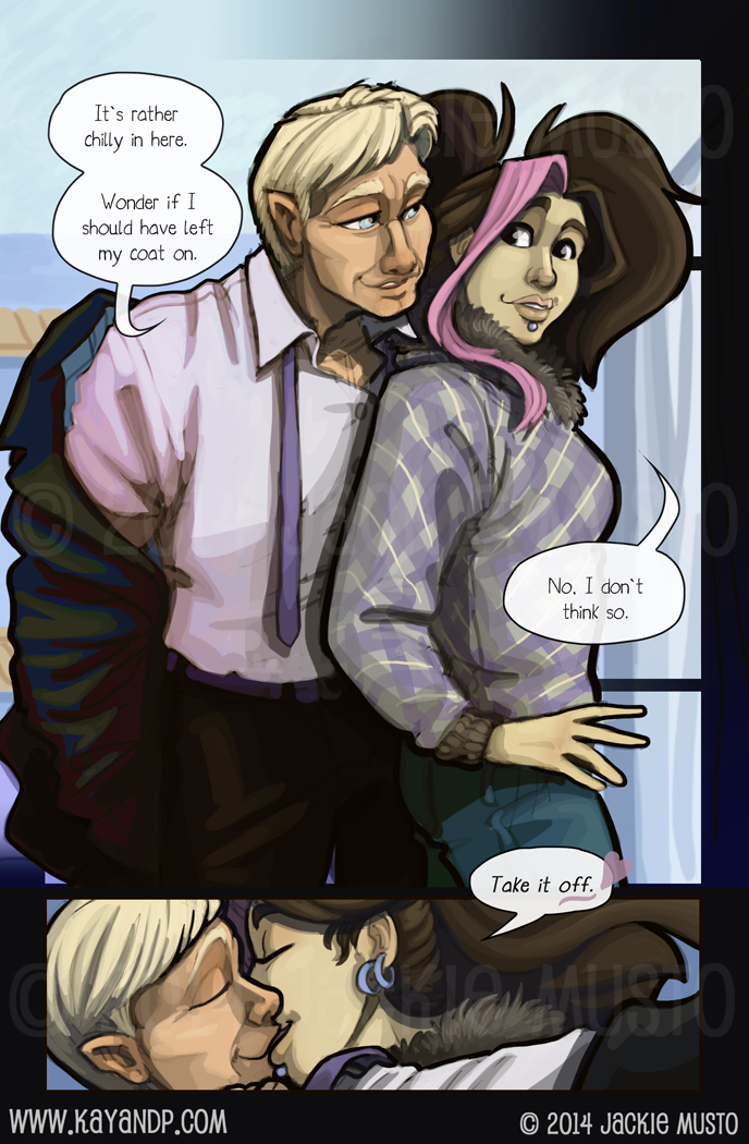Kay and P Issue 13 - Page 32
