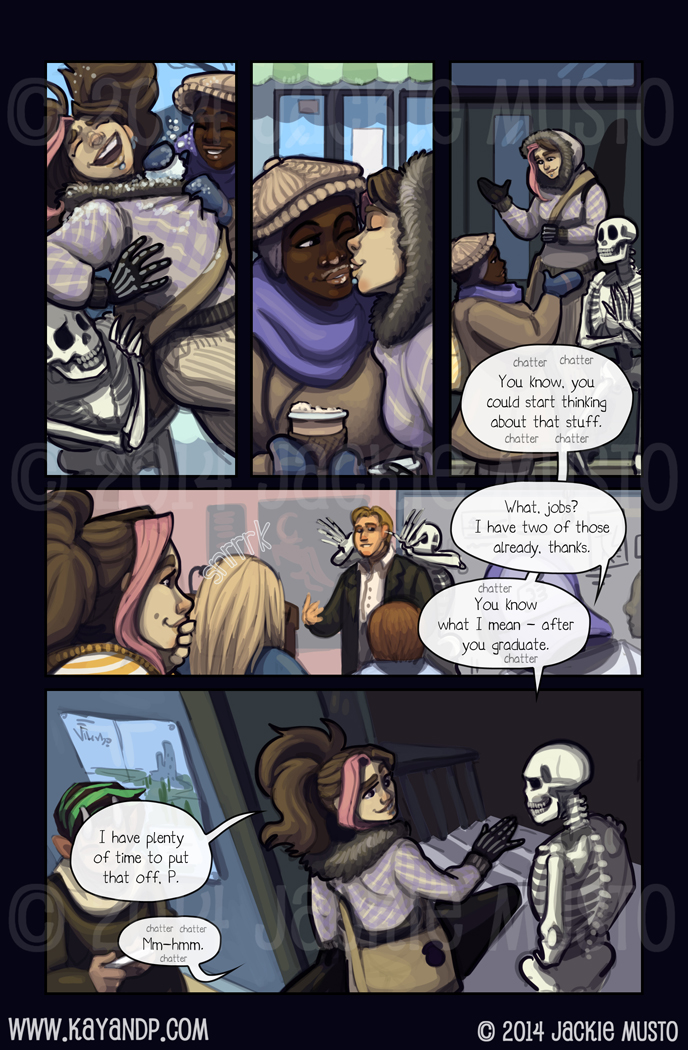 Kay and P: Issue 14, Page 15