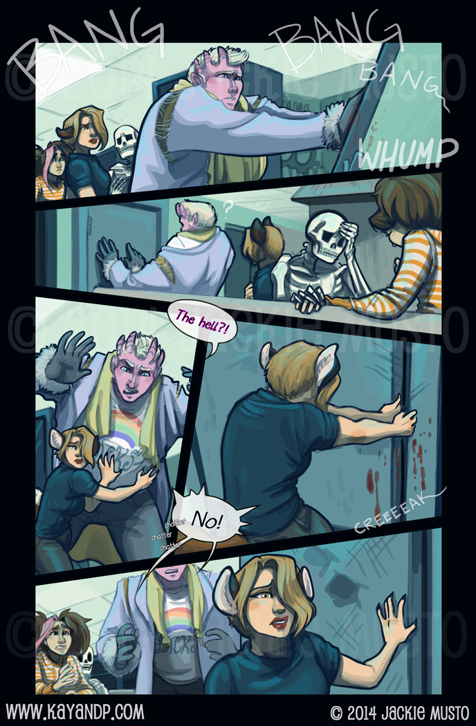 Kay and P: Issue 14, Page 29