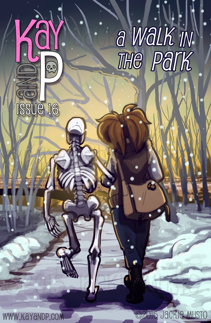 Kay and P: Issue 16, A Walk in the Park