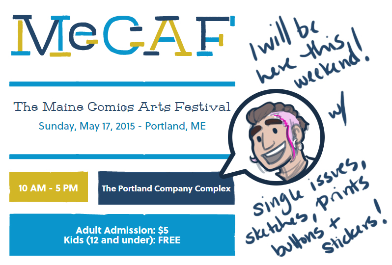 MeCAF in Portland!