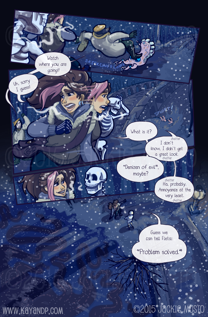 Kay and P: Issue 16, Page 20
