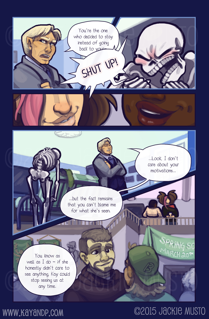 Kay and P: Issue 17, Page 09
