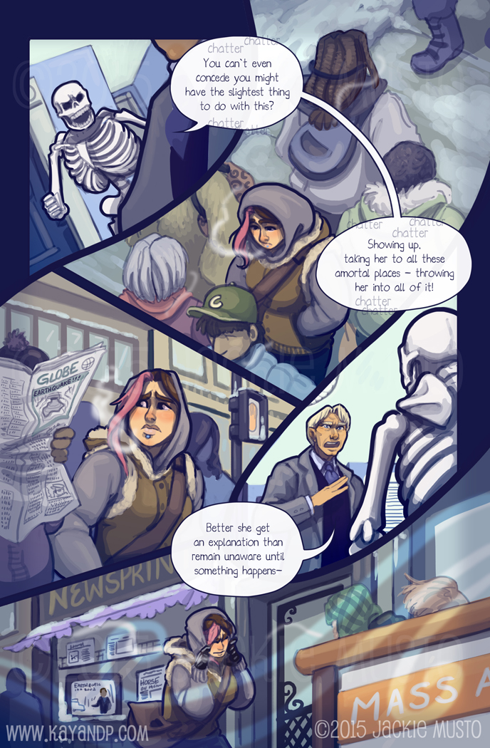 Kay and P: Issue 17, Page 12