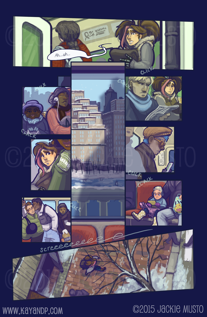 Kay and P: Issue 17, Page 18